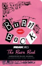 Mean Girls: The Burn Book Hardcover Ruled Journal