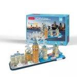 Puzzle 3D City Line London 107