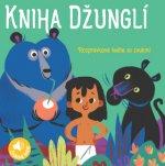 Rozprávková kniha so zvukmi Kniha Džungli