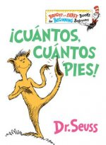 !Cuantos, cuantos Pies! (The Foot Book Spanish Edition)