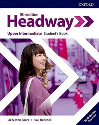 Headway: Upper-Intermediate. Student's Book with Online Practice