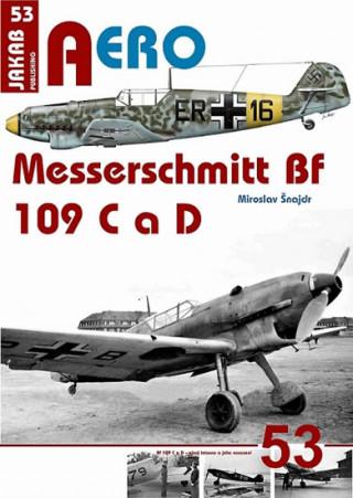 Messerschmitt Bf 109 C a Bf 109 D