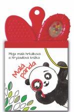 Moja malá hrkálková a hryzadlová knižka Malá Panda