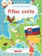 Moja Veľká Kniha Odpovedí Atlas sveta