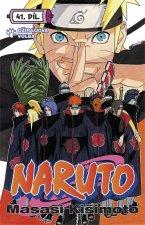 Naruto 41 Džiraijova volba