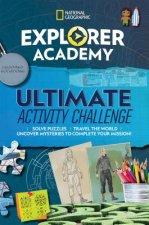 Explorer Academy Sticker Book