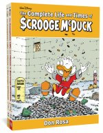 The Complete Life and Times of Scrooge McDuck Vols. 1-2 Boxed Set
