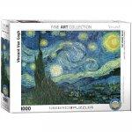 Starry Night Van Gogh 1000pc Puzzle