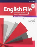 English File Fourth Edition Elementary Multipack B