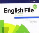 English File: Intermediate: Class Audio CDs