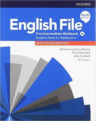 English File Fourth Edition Pre-Intermediate Multipack A
