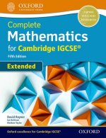 Complete Mathematics for Cambridge IGCSE? Student Book (Extended)