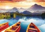 Puzzle Kryształowe jezioro 2000