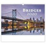 Bridges - nástěnný kalendář 2020