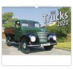 Old Trucks - nástěnný kalendář 2020