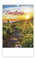 Nature Emotions - nástěnný kalendář 2020