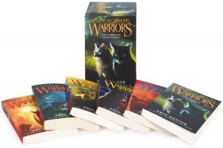 Warriors: A Vision of Shadows Box Set: Volumes 1 to 6