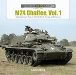M24 Chaffee, Vol. 1: American Light Tank in World War II, Korea and Vietnam