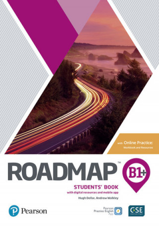Roadmap B1+ Students' Book with Online Practice, Digital Resources & App Pack