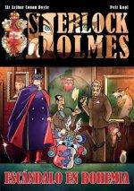 Sherlock Holmes Escandalo en Bohemia