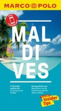 Maldives Marco Polo Pocket Travel Guide - with pull out map