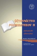 Účtovníctvo podnikateľov II - Jednoduché účtovníctvo, 2. prepracované a aktualizované vydanie