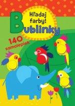Bublinky Hľadaj farby!