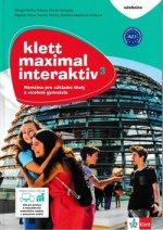 Klett Maximal Interaktiv 3 učebnice