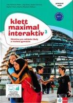 Klett Maximal Interaktiv 3 Pracovní sešit