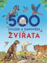 500 otázek a odpovědí Zvířata