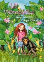 Lili Větroplaška Šimpanzi nejsou ledajaké opice!