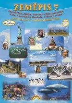 Zeměpis 7 - Asie, Afrika, Amerika, Austrálie a Oceánie, Antarktida, Čtení s porozuměním