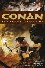 Conan Zrozen na bitevním poli