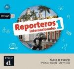 Reporteros int. 1 (A1) – Llave USB