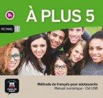 A plus! 5 (B2) – Clé USB