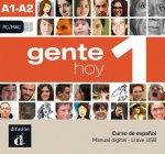Gente Hoy 1 - Manual digital-Llave USB
