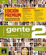 Gente Hoy 2 (B1) – Libro del alumno Premium