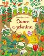Samolepková knížka Ovoce a zelenina