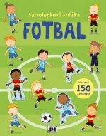 Samolepková knížka Fotbal