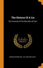 History of a Lie