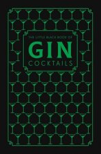 Little Black Book of Gin Cocktails