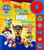 PAW Patrol - Ding, dong! Hier kommt die PAW Patrol - Soundbuch