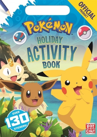 The Official Pokemon Holiday Activity Book