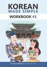 Korean Made Simple Workbook #1