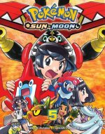 Pokemon: Sun & Moon, Vol. 5