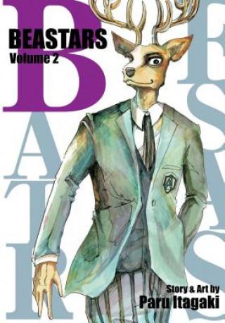 BEASTARS, Vol. 2