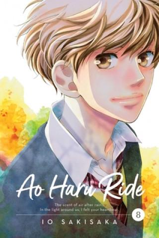 Ao Haru Ride, Vol. 8
