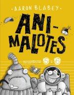 ANIMALOTES:FOLLÓN INTERGALÁCTICO/ALIENS CONTRA ANIMALOTES