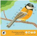 Poznávej ptáčky - učíme se hrou