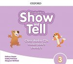 Show and Tell: Level 3: Class Audio CDs